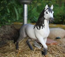Schleich 13821 ANDALUSIER HENGST - Neu mit Etikett -  Farm World - HORSE CLUB