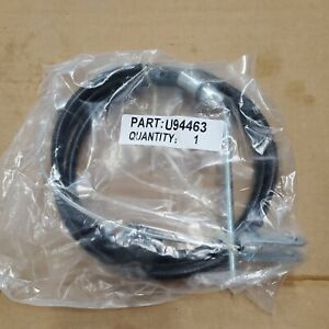 94463 Front Parking Brake Emergency Cable E Chevrolet Chevy fits 90-95 LLV