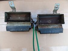 Jaguar Mk10 MkX 420G various heater vents controls and knobs