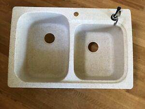 Swanstone Kitchen White Bathroom Sinks For Sale Ebay