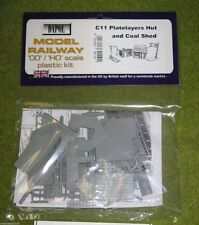 Dapol PLATELAYERS HUT 1/76 Scale scenery Kit 00/HO C11