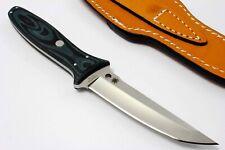 Spyderco FB03GBKGRP Bob Lum Tanto Blk/FG Sprint Run Knife - DISCONTINUED - NEW