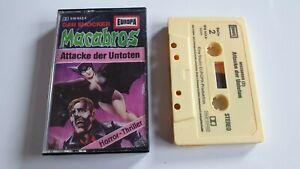 1 Macabros MC Attacke der Untoten Nr. 2 Alte Auflage