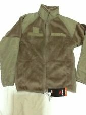 USGI MULTICAM ECWCS GEN III LEVEL 3 FLEECE COLD WEATHER JACKET LR NWT