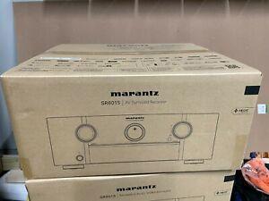 MARANTZ SR6015 9.2 Ch A/V Receiver SR-6015 W/ HEOS