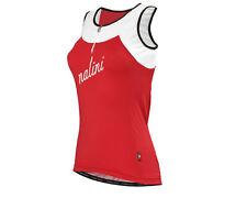 Women's Lycra Cycling Jerseys with Half Zipper
