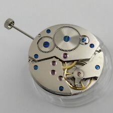 Klassische Vintage 17 Juwelen 6498 mechanische Handaufzug Mens Frauen Uhrwerk
