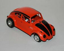 1960s Vintage 1/24 Scale VW Beetle Funny Car Drag Racer - One Off Hemi Powered