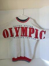 Vintage United States Olympic Training Center Crew Neck large