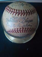 New York Giants Baseball Autographed 1950-1953