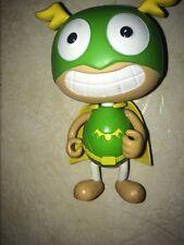 "Poptropica Action Figures 3"" Super Hero Toy Figure Set Video Game Series Papo 3!"