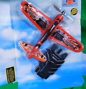 Lot of 2 RC Airplane  Children Power Module Remote Control Airplane Electric
