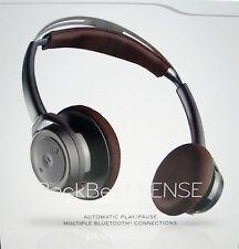 Plantronics BackBeat Sense Bluetooth Headset Wireless black