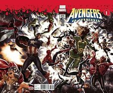 THE AVENGERS #675 Lenticular Cover Signed by Al Ewing