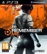 REMEMBER ME PS3 GAME