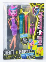 Monster High Create A Monster Color Me Creepy Werewolf Starter Pack 2012 *NEW*