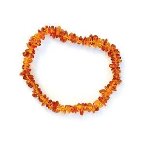 Bracelet Adulte Ambre (2) - Véritable Ambre de la Baltique