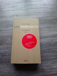 Buch Die Elenden LES MISE`RABLES Victor Hugo Roman