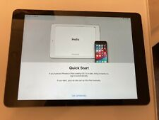 iPad Air 1st Gen Wi-Fi + Cell 128GB Space Grey bundle - w/less keyboard and case