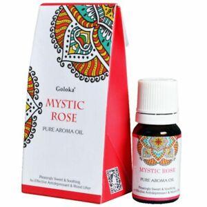 Goloka Pure Aroma Oil_Mystic Rose 10ml