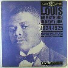 "12"" LP - Louis Armstrong - Louis Armstrong In New York 1924-1925 - L5127h"