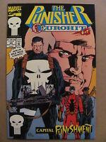 Punisher #69 Marvel Comics 1987 Series 9.2 Near Mint-