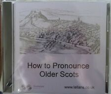 SCOTTISH CD SCOTSOUN SSCD 122 HOW TO PRONOUNCE OLDER SCOTS