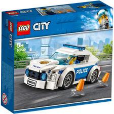 Lego City Police Patrol Car Building Set - 60239 - NEW