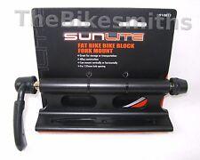 Sunlite FAT Bike Block Alloy Fork Mount Pickup Truck Rack Carrier Holder 135mm