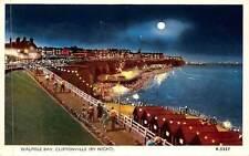 Walpole Bay Cliftonville (By Night) Promenade Moonlight