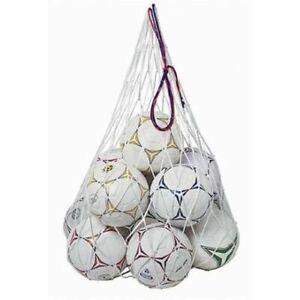 Fitness Health Mesh Ball Nylon Bag Football Sack/Carrier/Bag Soccer Training Net