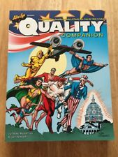The Quality Companion: Celebrating the Forgotten Publisher of Plastic Man by Mik