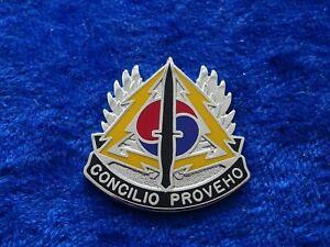 A56-9) Unit Crest U.S. Special Operations Command, Korea