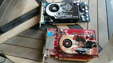 Radeon X1300 Pro and NVIDIA GEFORCE 8600 GTS 256 MB Video Graphic Cards