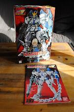 Robot TALLGEESE III 3 GUNDAM avec boite d'origine : complet ! (Bandai)