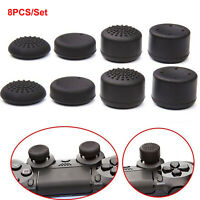 8PCS Thumb Stick Grip Cover Caps For PS4/PS5/PS3 & Xbox One/Xbox 360 Controller