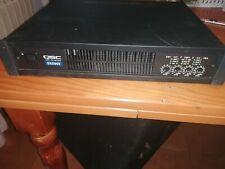 Qsc cx204v 70v direct 4 channel power amplifier etapa de potencia