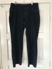 "Womens STRETCH KATIES ""PULL ON"" JEANS SIZE 14"