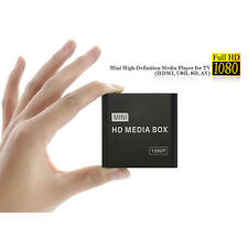 Full HD 1080P Media Player Box HDMI Converter with AV/USB/SD/MMC/H.264 + Remote