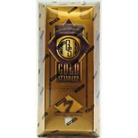 2020 GOLD STANDARD FOOTBALL FACTORY SEALED HOBBY BOX IN STOCK FREE SHIPPING