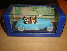 Atlas Kuifje Tintin 1/43 La Lincoln Torpedo des Cigares du Pharaon    MIB