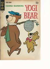 Yogi Bear #36 April 1969 **