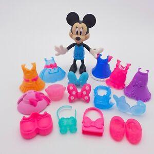 Minnie Mouse Bowtique Snap On Lot Snap N Pose Clothes Bow-Tique 16 Pc Sailor