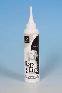 TOP LINE SPECIAL BLACK SHAMPOO FOR DOGS AND CATS
