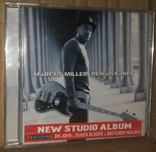 Marcus Miller Renaissance CD NEW & SEALED