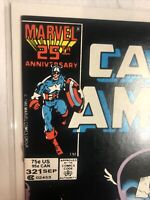 Captain America (1986) # 321 (NM) 1st Ultimatum | Falcon Winter Soldier | NSD