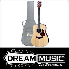 Crafter C 6/N W/SB Acoustic Steel String Dreadnought Guitar RRP$1595