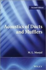 Acoustics of Ducts and Mufflers: By Munjal, M. L.