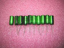 100V 10UF- Radial Electrolytic Capacitors 105C - 18x8mm ( Lots 10 PCS )