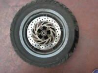 Ruota cerchio anteriore Aprilia Leonardo 125 150